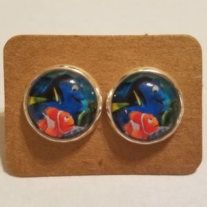 Dory & Merlin Earrings